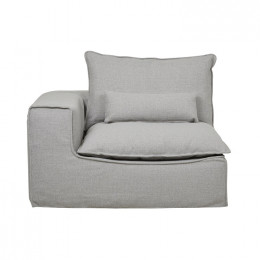 Orlando Slouch 1 Seater Left Arm