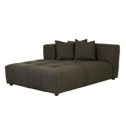 Sidney Slouch Left Chaise Sofa