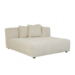 Sidney Slouch Right Chaise Sofa