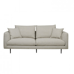 Sinclair Curve 3 Seater Sofa