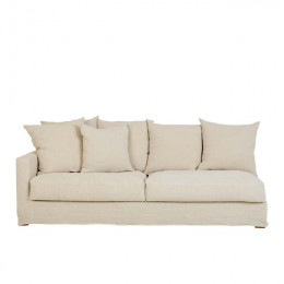Sketch Sloopy 3 Seater Left Arm Sofa