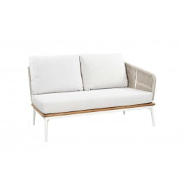 Villa Rope 2 Seater Right Arm
