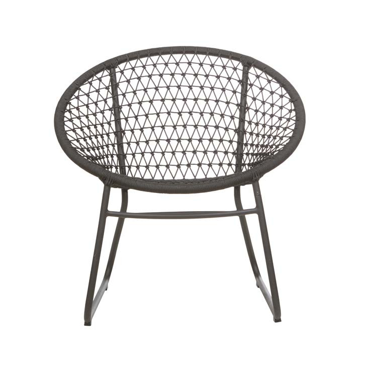 Positano Woven Round Arm Chair