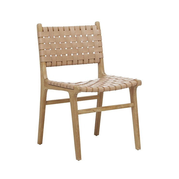 Willow Leather Dining Chair