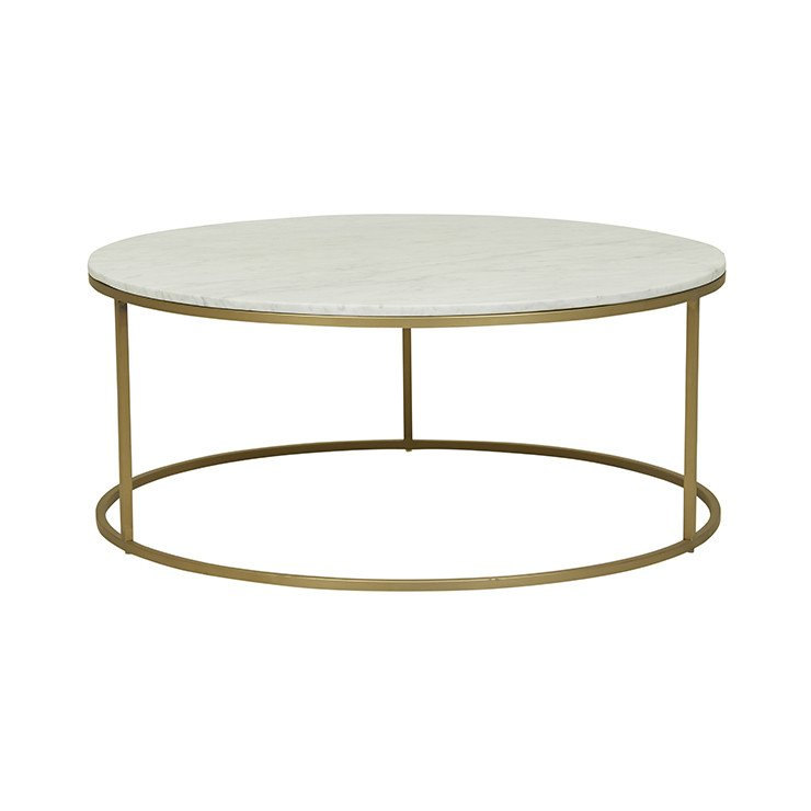 Elle Round Coffee Table