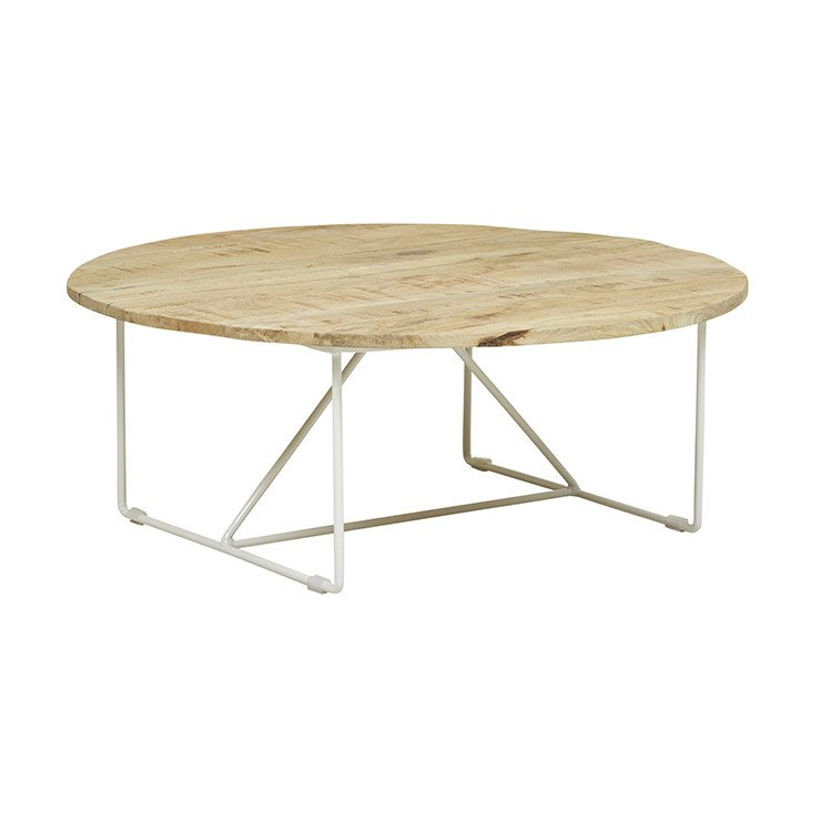 Sandpiper Round Coffee Table