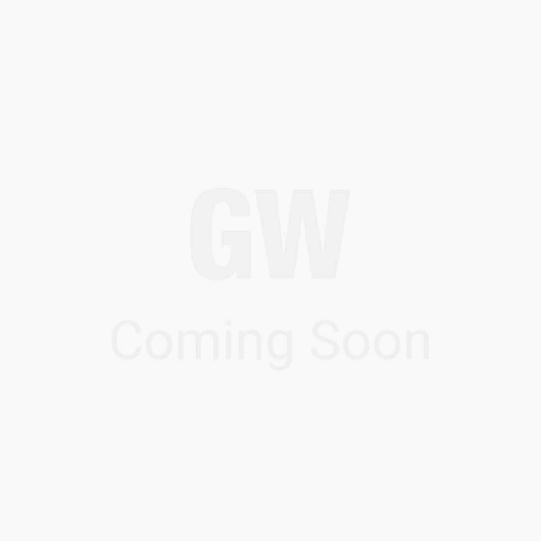 Ridge Round Marble Bowl