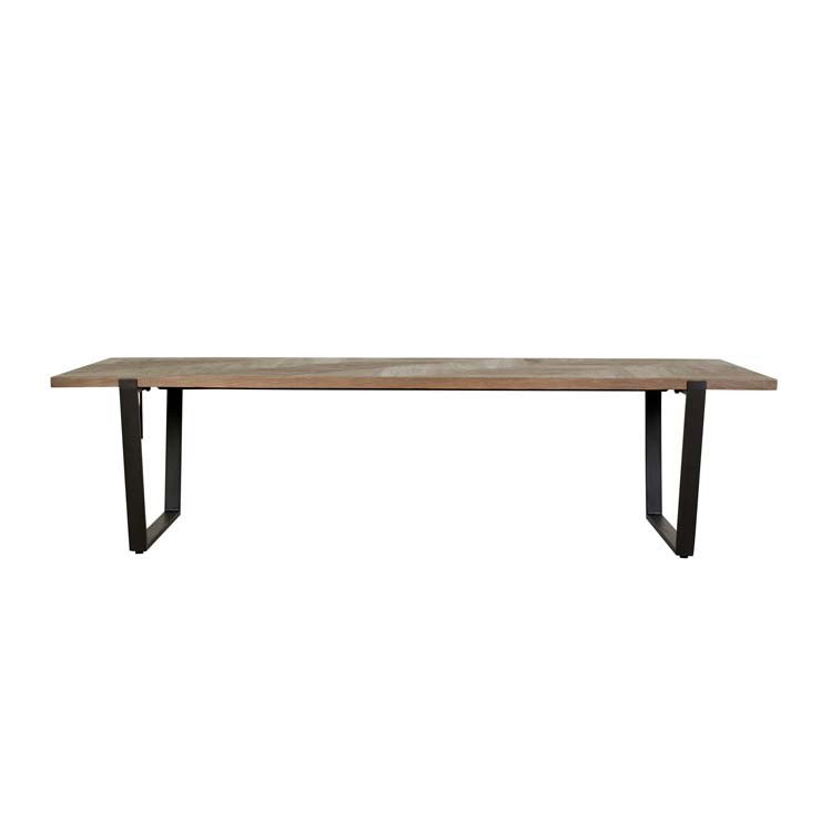 Finsbury Sleigh Dining Table
