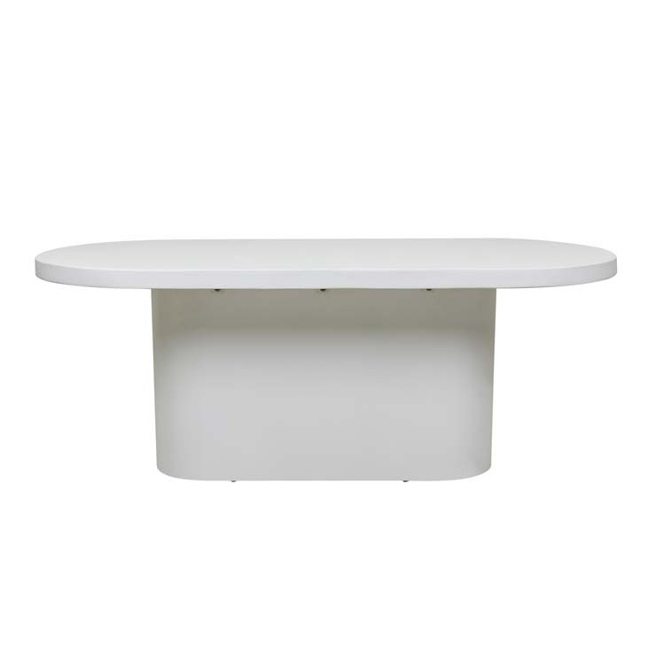 Ossa Oval Dining Table
