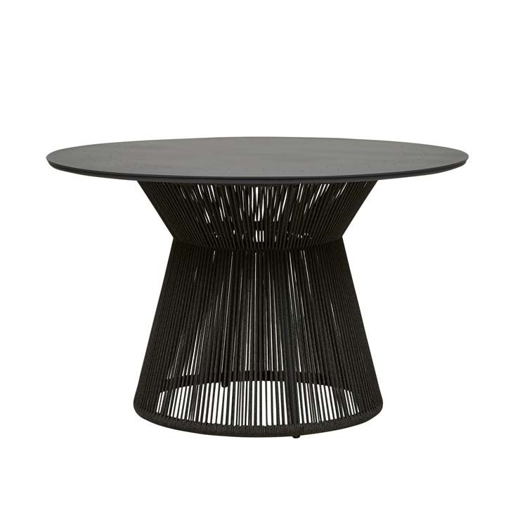 Villa Rope Round Dining Table