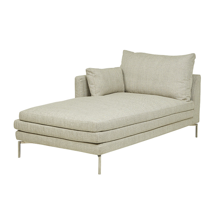 Vittoria Vincent Left Chaise