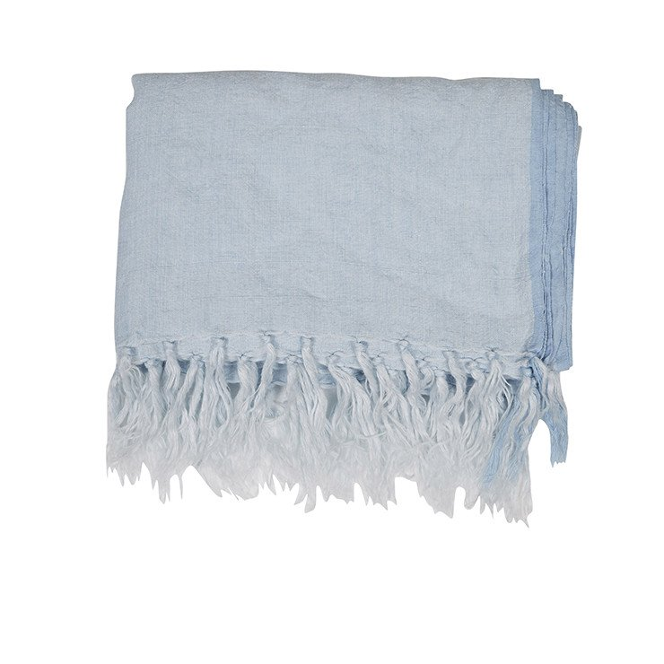 Evie Linen Throw
