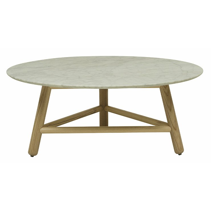 Marble Top Coffee Table Perth: Sloan Tri Marble Coffee Table
